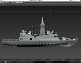 3D asset patrol vessels