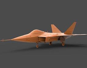 F-22 Raptor 3D printable model