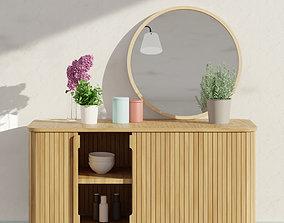 3D asset Wapong cabinet