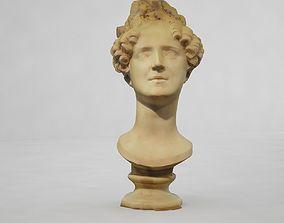 3D model Grece Statue
