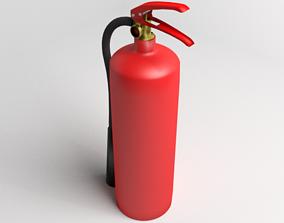 3D model Fire Extinguisher 2