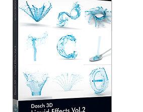 Dosch 3D - Liquid Effects Vol2