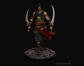 Prince of Persia Warrior Within Statue 3D printable model