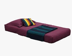 3D Single Bed teens