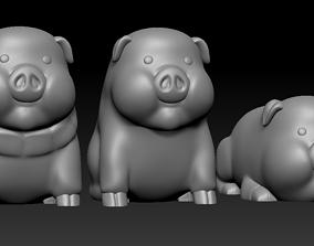 Waddles - Gravity Falls 3D print model