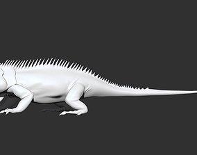 3D model Iguana Base Mesh Sculpt and ZBrush ZTL file