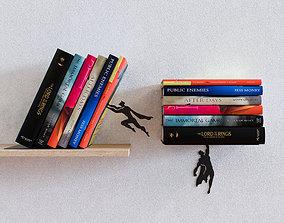 3D Superman shelves