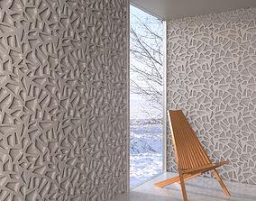 wall panel 007 AM147 3D model