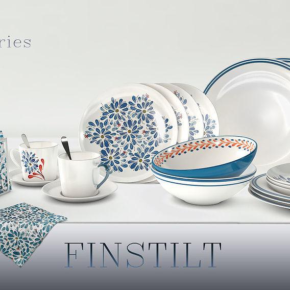 Ikea cookware series FINSTILT