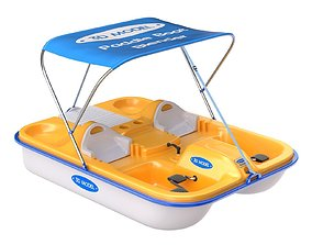 Pedal Boat 3D