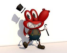 Club Mascot 3D