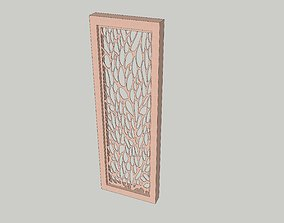 indian jodhpuri stone jali 3d modal animated
