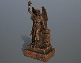 statue 2 3D asset