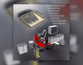 3D model Dentist s Office