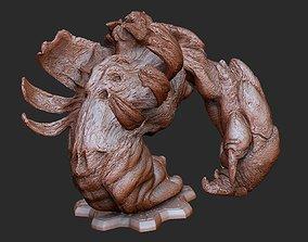 Carrier Swarm Gears of War 3D Model STL File 3D Print