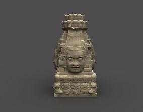 Angkor Wat Games res model 04 3D asset