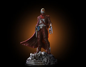 3D print model STARLORD - Peter Quill