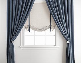 3D model Curtain 182