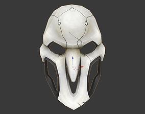 Reaper Mask - papercraft 3D asset