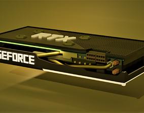 LP GPU Render Nvidia RTX 3D asset