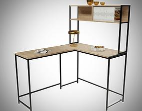 Corner Desk 3D