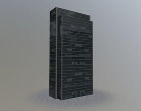 3D model London 10Upper Bank