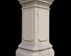 3D model Classic Column Decorative