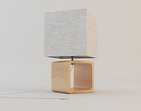 Cubic Lamp 3D