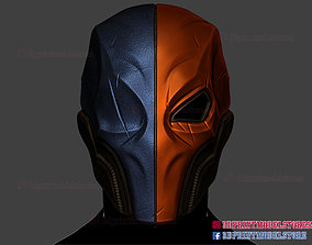 Deathstroke Helmet - DC Comics Cosplay 3D print model