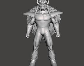Mustard Dragon Ball 3D Model