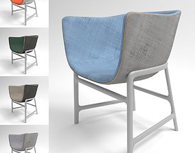 Fritz Hansen Minuscule CM200 Chair Blender Cycles 3D