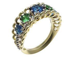 3D printable model Ring wedding-ring