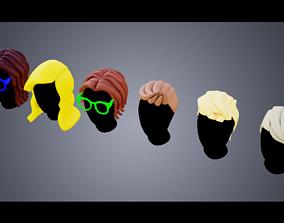 3D Base Haircuts 66-70