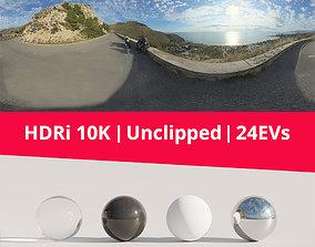 3D HDRi - Landscape Nature and Sea