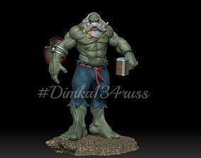 hulk maestro 3D printable model