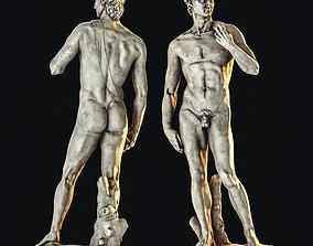 3D model David