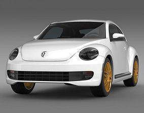 VW Beetle RS 2012 3D