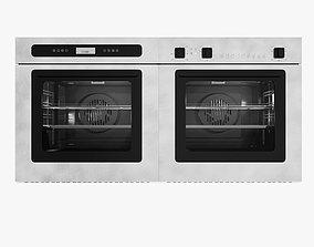 3D model Barazza ovens