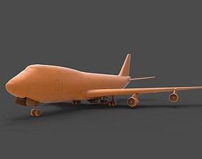 3D printable model B 747