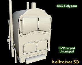 3D model Boiler Furnace