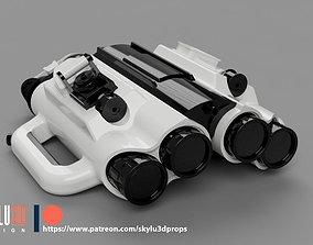 Stormtrooper Quadnocular 3D Print ready STL