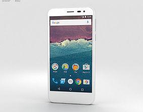 3D model Sharp Aquos 507SH White