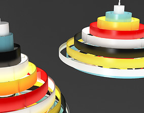 PXL Pendant Lamp 3D model