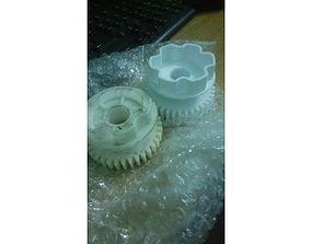 3D print model ENGRANAJE DE CAJA REDUCTORA DE AUTO A 2