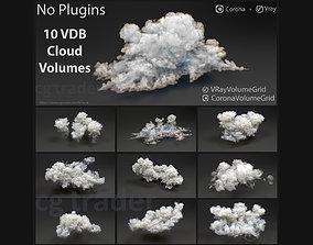 clouds - 3D Volumetric cloud