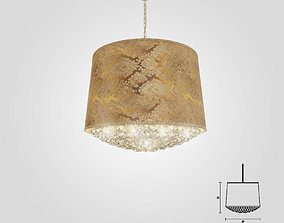 Masiero VE1180 S8 ceiling lamp 3D model