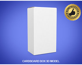 3D model Package Box