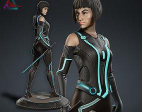 Quorra - Tron 3D print model