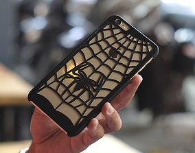 Spidersuit Iphone 6 Plus Case 3D print model