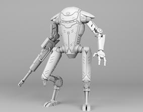 3D printable model Robot T-1